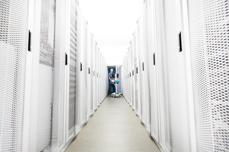 SBA Data Centers FLA and Chicago